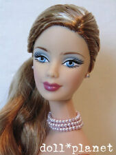 NEW! Mackie face BARBIE DOLL Birthday Wishes 2003 Nude for display or OOAK WOW!