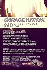 Garage Nation – Outdoor Festival 2015