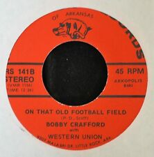 HEAR IT COUNTRY BOPPER Bobby Crafford RAZORBACK Records 141 Greased Lightening