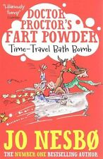Doctor Proctor's Fart Powder: Time-Travel Bath Bomb (Dr Proctors Fart Powder), N