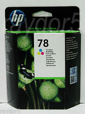 HP 78 38ml autentico Deskjet Officejet CLR Cartuccia di inchiostro C6578A NOV 14-IVA Incl