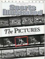 SPORT MAGAZINE THE PICTURES 50 YEARS OF SI PHOTOGRAPHY