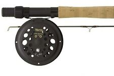 Martin Fly Fishing Caddis Creek Fishing Rod and Reel Combo with Fly Fishing Rod