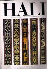 HALI MAGAZINE ~Jan 1996 No 84 Vol 17 No 6~ Ottoman Art ~ Persian Warp