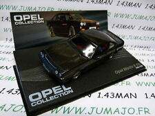 voiture 1/43 IXO eagle moss OPEL collection n°81 : MANTA B GSI 1984/1988