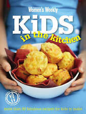 AWW Kids in the Kitchen by Susan Tomnay 184 pages