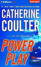 FBI Thriller: Power Play 18 by Catherine Coulter (2016, CD, Unabridged)