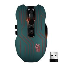 HOT 9D 3200DPI Optical 2.4G Wireless Mice Gaming Mouse For DotA FPS Laptop PC