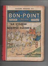 LE BON POINT. Reliure éditeur 1922  2e semestre. N°500 à 526.