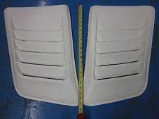 Instant Gentleman Supermade Style UNIVERSAL Hood Scoops for S13 S14 240sx 350z