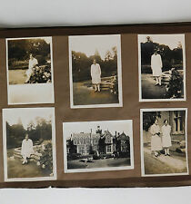 11 pre-war photographs Girls private school Teachers staff pupils 1920s 1930s