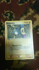 Magnemite Pokemon Card COMMON [EX LEGEND MAKER]