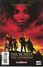 Necrosha: The Gathering #1 (Feb 2010) Marvel Comics - One Shot - X Men