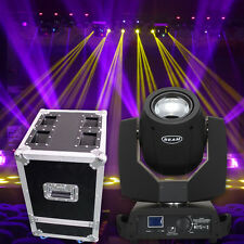 230W 7R Zoom Moving Head LAMP DMX Stage Beam Lighting DJ Disco Party + flycase