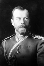 New 5x7 World War I Photo: Nicholas Romanov II, Last Tsar Czar of Russia