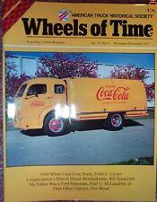 Plate Glass haulers trucks – WHITE 3000 Wheels of Time