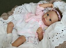 "Cradle ME with LOVE! - Newborn 20"" Collectors Life Like Weighted Baby Girl Doll"