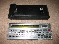Radio Shack TRS-80 Pocket Computer Calculator - Damaged But Working 26-3501