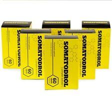 6x Somatodrol - Bodybuilding - Aumentare Massa Muscolare, Attivatore (360 caps)
