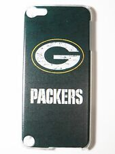 NFL Green Bay Packers Logo iPod Touch iTouch 5/6th Plastic One-Piece Slim Case