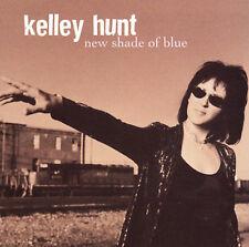 New Shade of Blue by Kelley Hunt (CD, Jun-2004, Coda Terra Entertainment, Inc.)