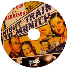 Night Train To Munich - War, Spy - Margaret Lockwood, Rex Harrison - 1940 - DVD