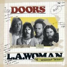 "THE DOORS ""L.A.WOMAN - THE WORKSHOP SESSION"" 2 VINYL LP NEW+"