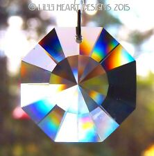 Swarovski Crystal RARE Suncatcher Sunburst Clear 40mm 6208 Lilli Heart Designs