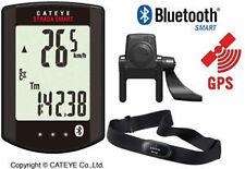 Cateye ciclo bike computer strada Smart cc-rd500b + cadenza gps + fascia cardio