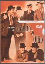COFANETTO LE COMICHE DI STANLIO E OLLIO COLLECTION - FILM 5 DVD NUOVI ORIGINALI