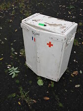 ARMOIRE A PHARMACIE TRANSPORTABLE MARINE NATIONALE  #.1 ---------------