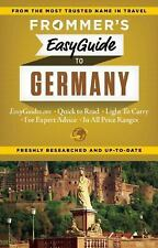 Frommer's EasyGuide to Germany (Easy Guides)-ExLibrary