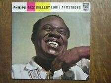 LOUIS ARMSTRONG EP HOLLANDE JAZZ GALLERY