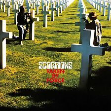 SCORPIONS - TAKEN BY FORCE (50TH ANNIVERSARY DELUXE EDITION)  CD NEU