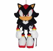 "NEW Great Eastern Sonic the Hedgehog Plush-12"" Shadow (GE-8967) BRAND NEW"