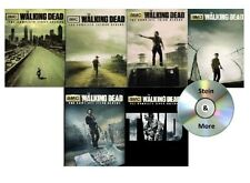 The Walking Dead: Complete Seasons 1-6 on DVD -1 2 3 4 5 6, BRAND NEW!!!