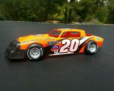 WFC Motorsports (WFC-7) Vac Formed Hobby/Stock  Dirt Camaro UNPAINTED Body