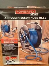 Air-Compressor-Hose-Reel 20m-66ft-Line-max15bar
