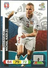 PANINI EURO 2012-ADRENALYN XL-CESKA REPUBLIKA-CECH REPUBLIC-MICHAL KADLEC