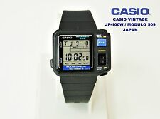 CASIO VINTAGE JP-100W PULSECHECK SENSOR MADE JAPAN