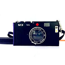 Classic Vintage 3D Leica M3 Camera Case Cover Protection With Strap for iPhone 6