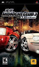 Midnight Club 3: Dub Edition (Greatest Hits) PSP New Sony PSP