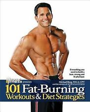101 Fat-Burning Workouts & Diet Strategies For Men (101 Workouts), Berg, Michael