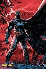 """BATMAN - Red Storm - DC Comics - Comic Poster """"24 x 36"""" - NEW"""