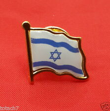 Israel flag  lapel metal badge pin Judaica Israel gift