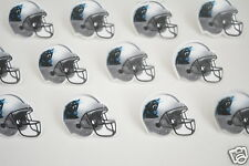 12 NFL Carolina Panthers Football Cup Cake Rings Topper Party Bag Favor Supply