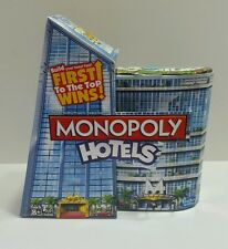 Monopoly Hotels Game New Free shipping!