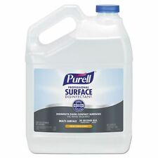 PURELL Professional Surface Disinfectant, Fresh Citrus, 1 gal - GOJ434204EA