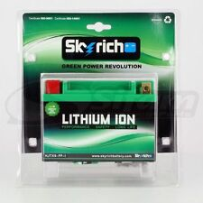 SKYRICH BATTERIA LITIO LITHIUM BATTERY YTX9 BS CANNODALE MOTO 440 2003