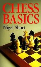 Chess Basics Short, Nigel Paperback